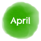 April Creative Challenges