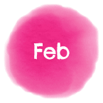 February Creative Challenges