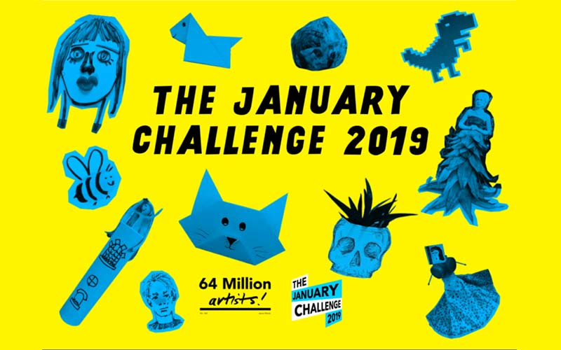 The January Challenge