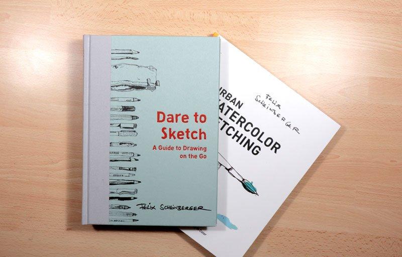 Felix Scheinberger art books