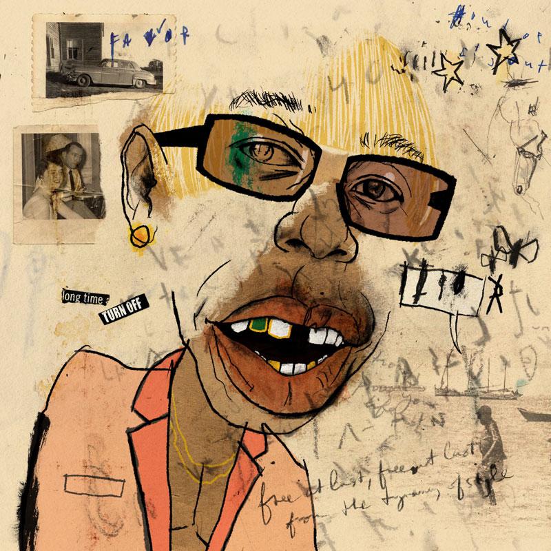 Tyler The Creator Album Artwork