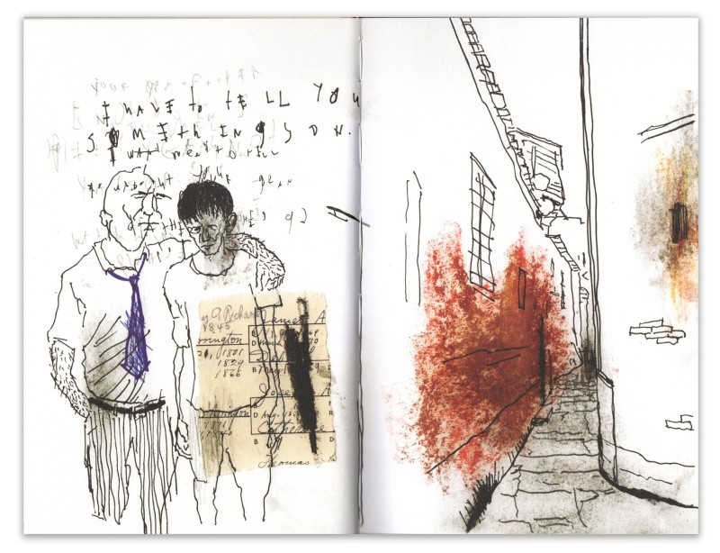 Art Book Page Lewis Rossignol