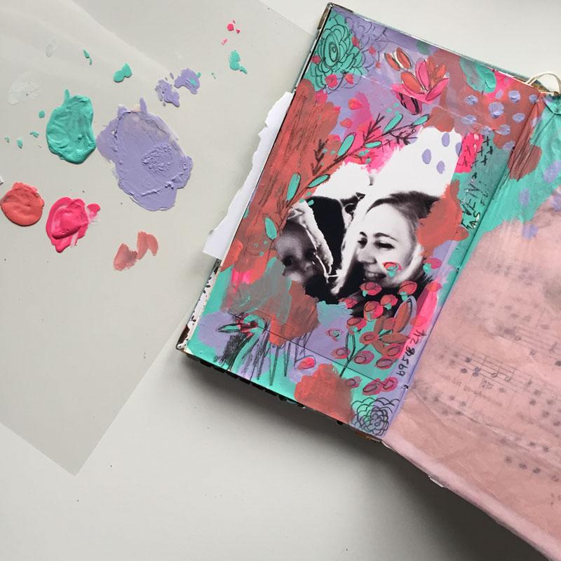 caylee grey art journal