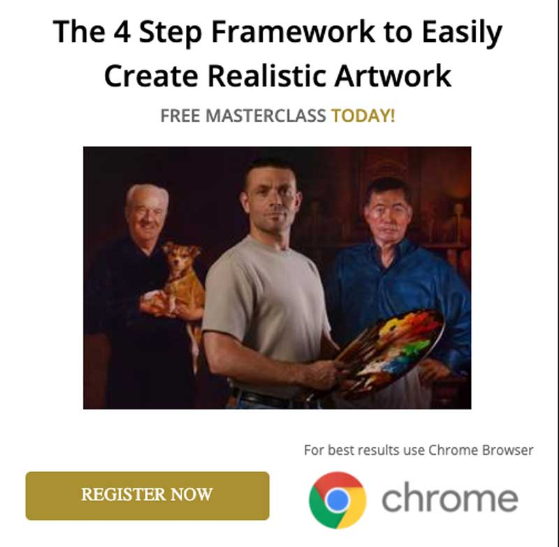 Evolve learn to paint webinar