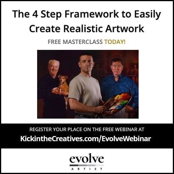 realism art tutorial webinar