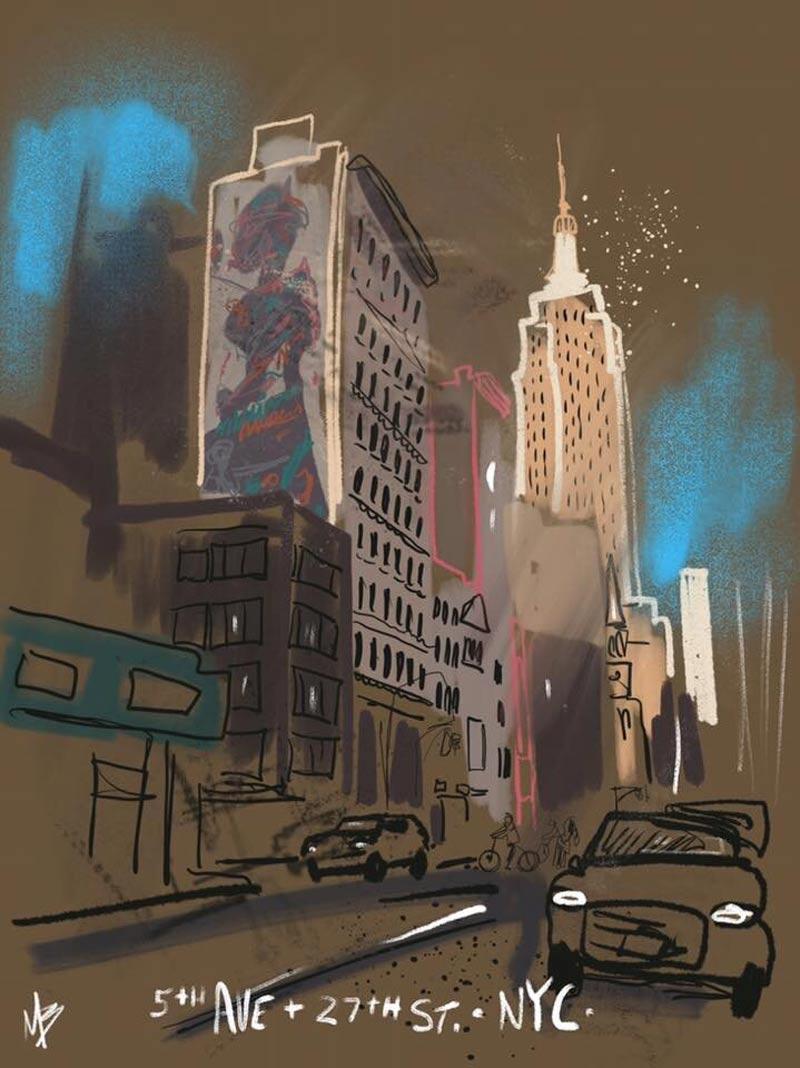 Art Mike Brennan