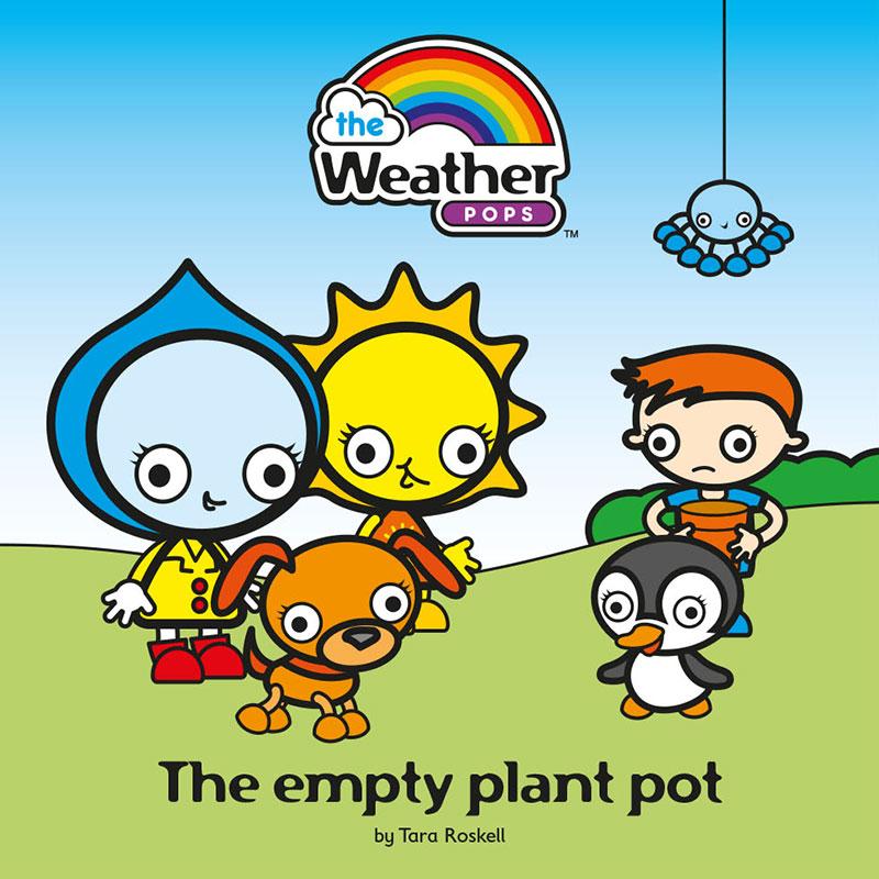 Weather Pops cartoon