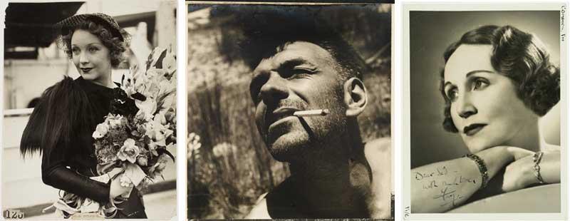 vintage portrait reference